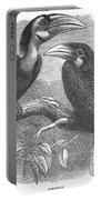 Hornbills Portable Battery Charger