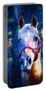 Horse Beautiful Portable Battery Charger