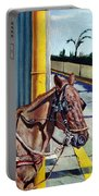 Horse In Malate Portable Battery Charger