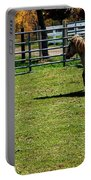 Horse Jump Portable Battery Charger