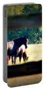 Horse Photography Portable Battery Charger