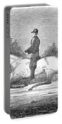 Horse Racing, 1851 Portable Battery Charger