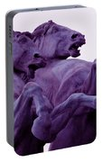 Horse Sculptures Portable Battery Charger