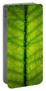 Horseradish Leaf Portable Battery Charger