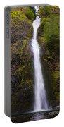 Horsetail Falls Oregon Portable Battery Charger