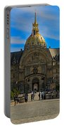 Hotel Des Invalides Portable Battery Charger