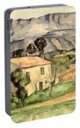 House In Provence Portable Battery Charger