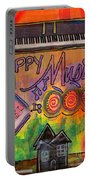 House Of Happy Music Portable Battery Charger