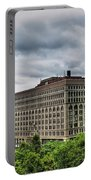 Hsbc Tower    Ellicott Square Buliding Portable Battery Charger