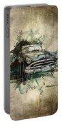 Hudson Hornet Portable Battery Charger