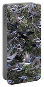 Hundreds - Tree Swallows Portable Battery Charger