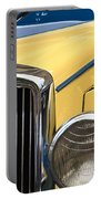 Hupmobile Grille Portable Battery Charger