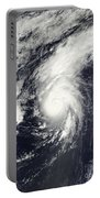Hurricane Philippe Portable Battery Charger
