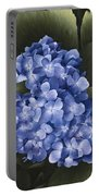 Hydrangea Portable Battery Charger