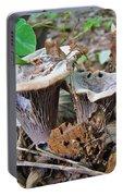Hygrophorus Caprinus Mushrooms Portable Battery Charger
