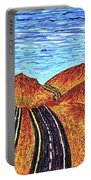 I - 15 Nevada To California Portable Battery Charger