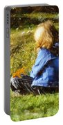 I Believe In Fairies Portable Battery Charger