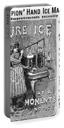 Ice Machine, 1891 Portable Battery Charger
