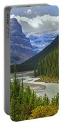 Icefields Parkway Portable Battery Charger