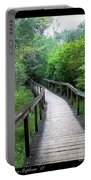 Ichetucknee Forest Pathway Portable Battery Charger