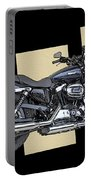Iconic Harley Davidson Portable Battery Charger