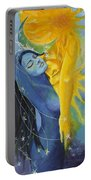 Ilusion From Impossible Love Series Portable Battery Charger by Dorina  Costras