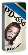 Image Of Jesus Portable Battery Charger
