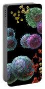 Immune Response Antibody 2 Portable Battery Charger