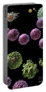 Immune Response Cytotoxic 2 Portable Battery Charger