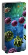 Immune Response Cytotoxic 3 Portable Battery Charger