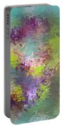 Impressionistic Abstract Portable Battery Charger
