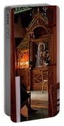 In Private Prayer Portable Battery Charger