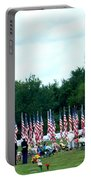 In Remembrance Of 9-11 Portable Battery Charger