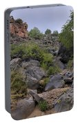 In The Arroyo   Portable Battery Charger