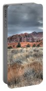 In The Desert Portable Battery Charger