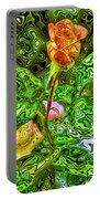 In The Garden Of Dreams Portable Battery Charger