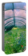In The Greenhouse Portable Battery Charger