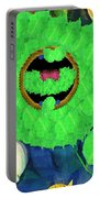 In The Pond Pop Art Portable Battery Charger