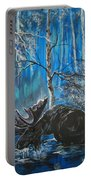 In The Still Of The Night Series 1 Portable Battery Charger