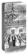 Inaugural Ball, 1869 Portable Battery Charger