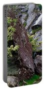 Inchquinn Waterfall, Beara Peninsula Portable Battery Charger