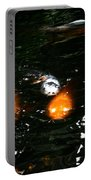 Incoming Koi Missiles Portable Battery Charger