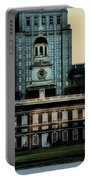 Independence Hall - The Cradle Of Liberty Portable Battery Charger