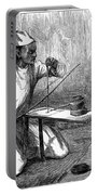 India: Pearl Borer, 1876 Portable Battery Charger