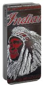 Indian Motorcycles Portable Battery Charger