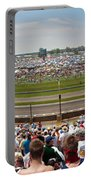 Indy 500  Race Day Portable Battery Charger