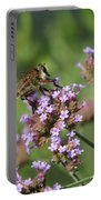 Insect And Flower Portable Battery Charger