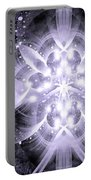 Intelligent Design 4 Portable Battery Charger by Angelina Vick