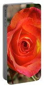 Intense Rose Portable Battery Charger
