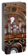 Interior St Stanislaus Church - Posnan Portable Battery Charger